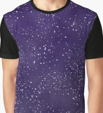 Starry Sky Graphic T-Shirt