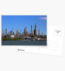 Factory Sarnia Canada Postcards