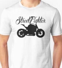 Biker Wear - Streetfighter Motorcycle T-Shirt
