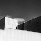 Factory Roof 2 by marybedy