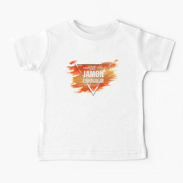 Jamon Paradigm Condensed Logo Baby T-Shirt