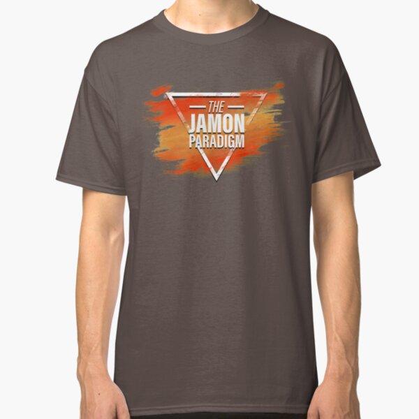 Jamon Paradigm Condensed Logo Classic T-Shirt