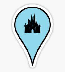 Disney Pinpoint Sticker
