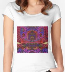 Transmission Women's Fitted Scoop T-Shirt
