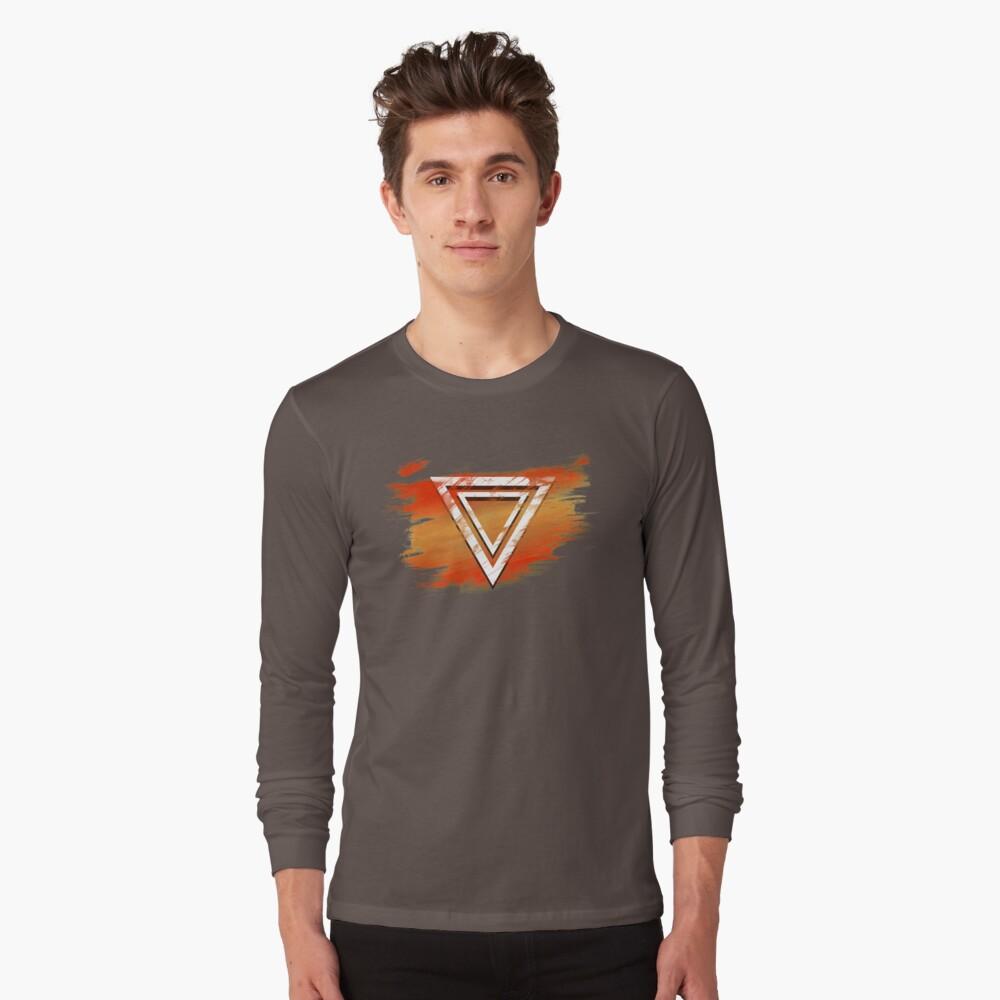 Jamon Paradigm Icon Long Sleeve T-Shirt