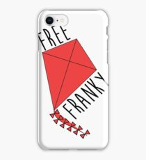 Free Franky Wentworth iPhone Case/Skin