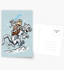 Calvin and Hoth Postcards