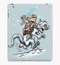 Calvin and Hoth iPad Case/Skin