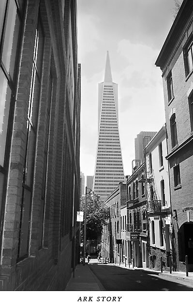 SAn Francisco2 by arkstory