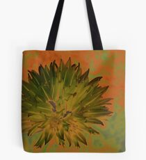 Flower of Chives  Tote Bag