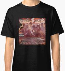 Three 6 mafia Classic T-Shirt