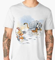 Attack of the Deranged Killer Snow Walkers Men's Premium T-Shirt