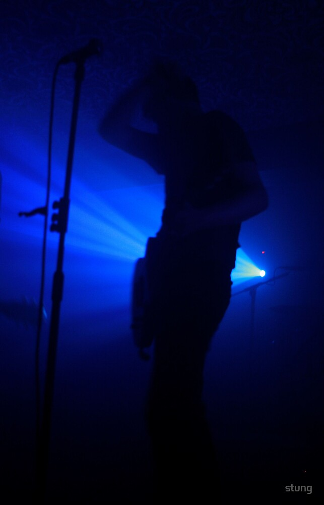 The Futureheads by Stung  Photography