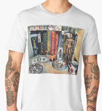 My Bookshelf Men's Premium T-Shirt