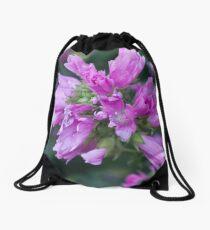 An Oddity But Beautiful  Drawstring Bag