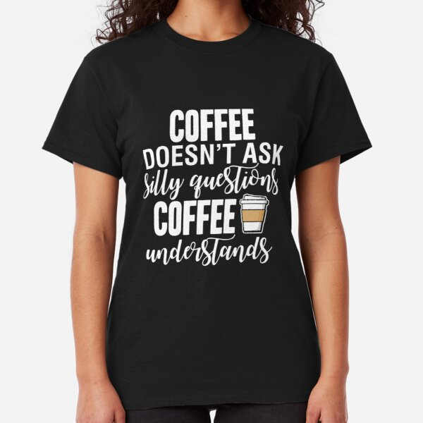 Men/'s King Of Caffeine Funny Joke Humour Coffee T-SHIRT Birthday gift present