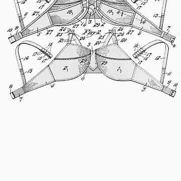 Inventors Series: Maidenform Brassiere II by jwitmer
