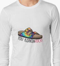 Du Birkenrock! Langarmshirt