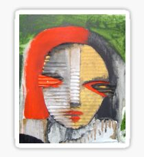 soul are gaia Sticker
