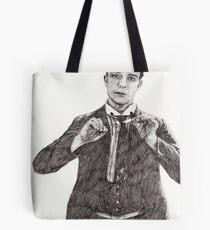 'Buster Keaton' Tote Bag