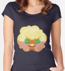 Pokemon- Whimsicott Women's Fitted Scoop T-Shirt
