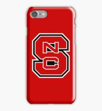 NC State Wolfpack iPhone Case/Skin