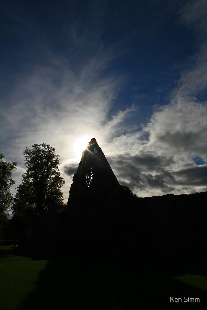 Dryburgh Abbey 4 by Kenart