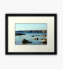 Kerry Seashore Framed Print