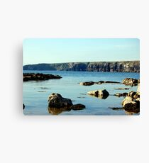 Kerry Seashore Canvas Print