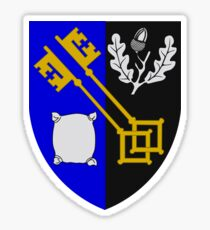 Surrey Coat of Arms, England Sticker