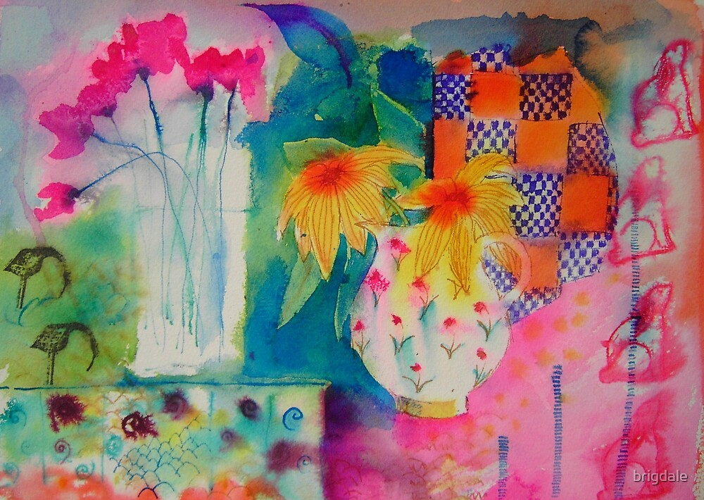 just shapes and colours by brigdale