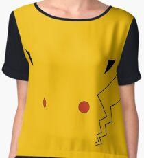 Pikachu Women's Chiffon Top