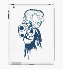 Cat Gun  iPad Case/Skin