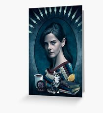 Molly Hooper Greeting Card