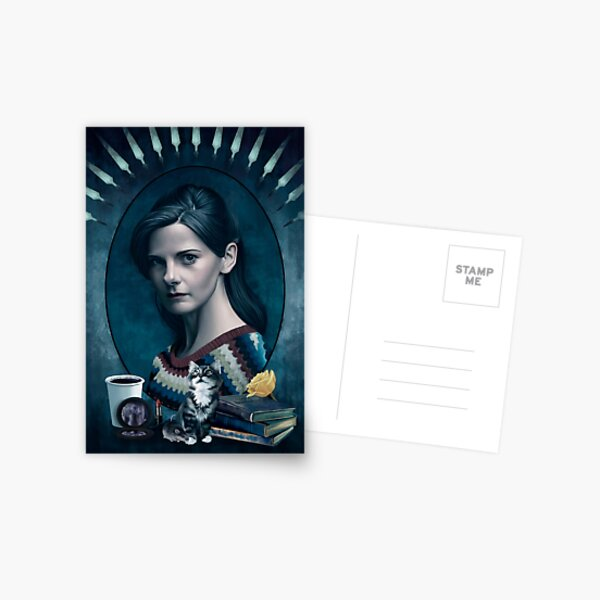 Molly Hooper Postcard