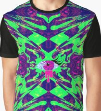 Psychedelic Eye Graphic T-Shirt