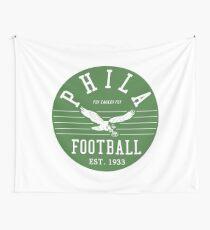 Phila Football 1 Wall Tapestry