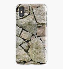 Stone pile iPhone Case