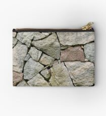 Stone pile Zipper Pouch