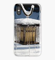 Icey Welcome iPhone Case