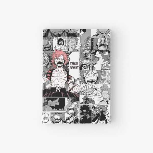 Red Riot: Manly-hearted Hero Hardcover Journal