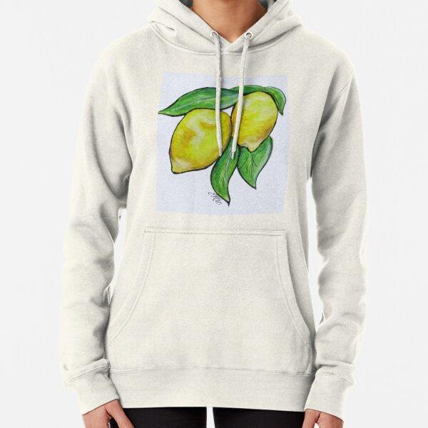 Two Lemons Pullover Hoodie
