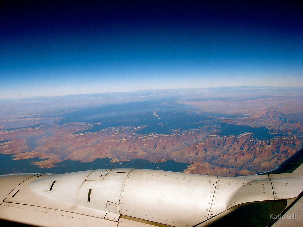 Grand Canyon by Katie Gill