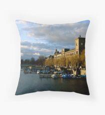 Zurich Throw Pillow