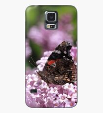 Butterfly In The Lilacs Case/Skin for Samsung Galaxy