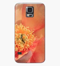 Pink Peony Light Case/Skin for Samsung Galaxy