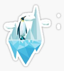 Happy Penguin Sticker