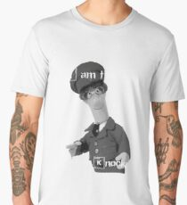 I am the one who knocks - Special Delivery Men's Premium T-Shirt
