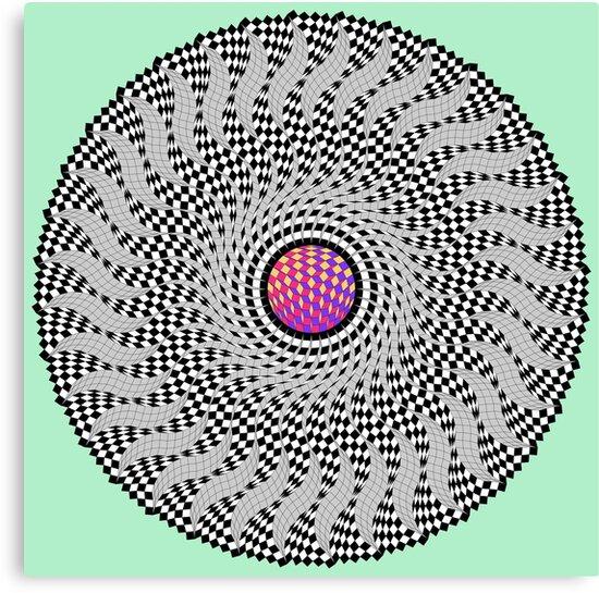 Cube Eye by Girih