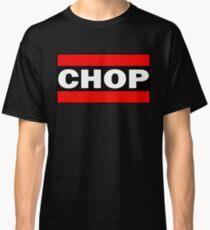 79b35cad CHOP - Wrestling (Knife Hand Chop) Classic T-Shirt